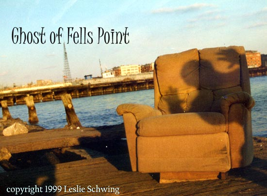 The Fells Point Ghost